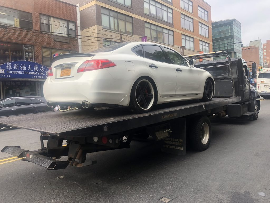 queens towing near me